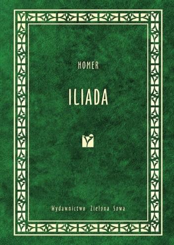 Okładka książki Iliada