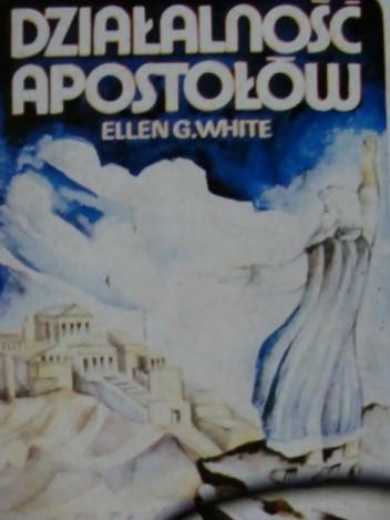 Okładka książki Działalność apostołów