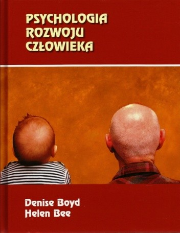 Okładka książki Psychologia rozwoju człowieka