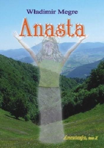 Okładka książki Anastazja. Anasta