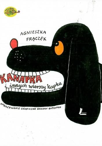 Okładka książki Kanapka i innych wierszy kapka