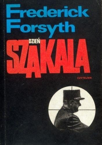 Okładka książki Dzień Szakala