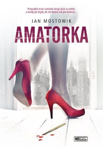 Okładka książki Amatorka