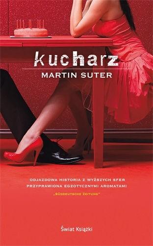 Okładka książki Kucharz