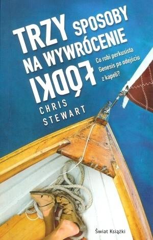 Okładka książki Trzy sposoby na wywrócenie łódki