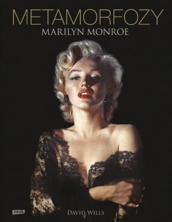 Okładka książki Metamorfozy Marilyn Monroe