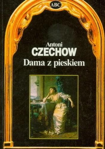 Okładka książki Dama z pieskiem