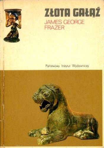 Okładka książki Złota gałąź