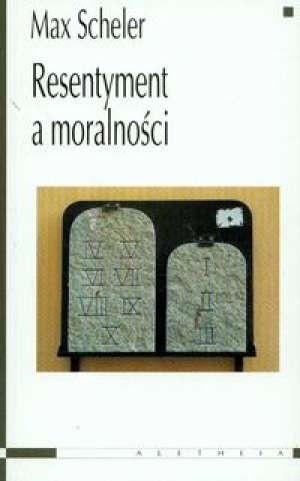 Okładka książki Resentyment a moralności