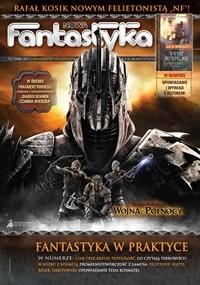 Okładka książki Nowa Fantastyka 349 (10/2011)