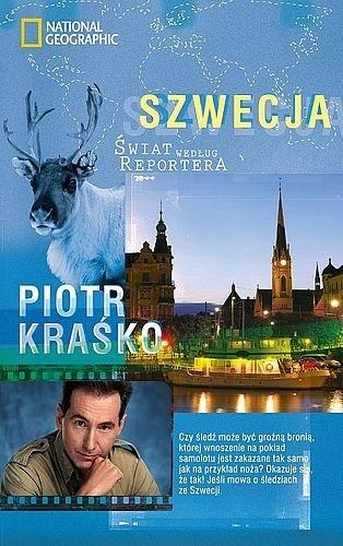 Okładka książki Szwecja