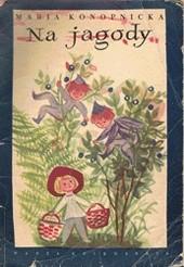 Okładka książki Na jagody