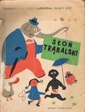 Okładka książki Słoń Trąbalski