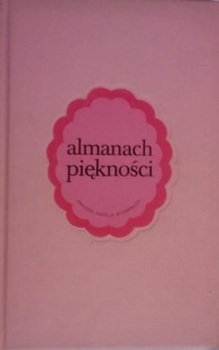 Okładka książki Almanach piękności
