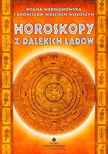 Okładka książki Horoskopy z dalekich lądów