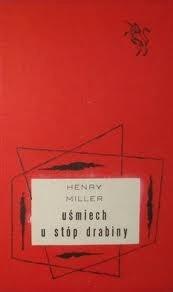 Okładka książki Uśmiech u stóp drabiny