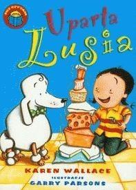 Okładka książki Uparta Lusia
