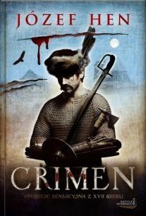 Okładka książki Crimen