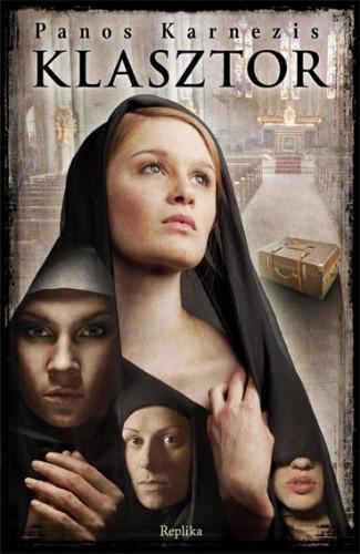 Okładka książki Klasztor