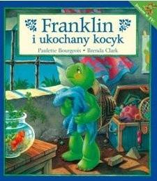 Okładka książki Franklin i ukochany kocyk