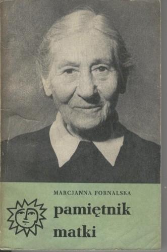 Okładka książki Pamiętnik matki