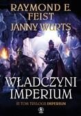 Okładka książki Władczyni Imperium