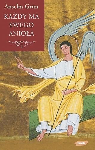 Okładka książki Każdy ma swojego anioła