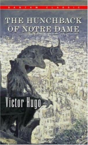Okładka książki The Hunchback of Notre Dame