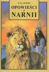 Okładka książki Opowieści z Narnii, tom 1