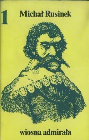 Okładka książki Wiosna admirała