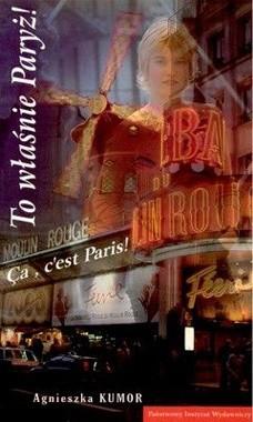 Okładka książki To właśnie Paryż!
