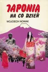 Okładka książki Japonia na co dzień