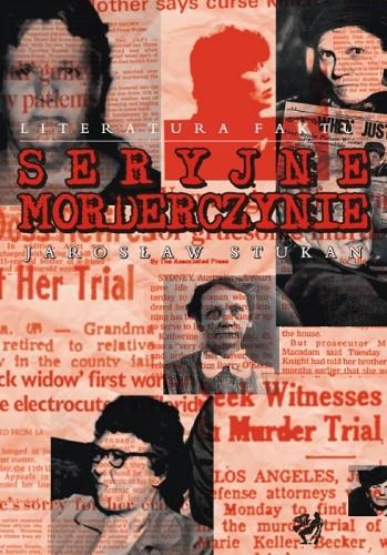 Okładka książki Seryjne morderczynie