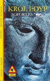 Okładka książki Król Edyp