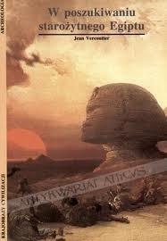 Okładka książki W poszukiwaniu starożytnego Egiptu