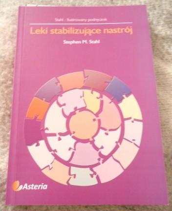 Okładka książki Leki stabilizujące nastrój