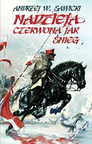 Okładka książki Nadzieja czerwona jak śnieg