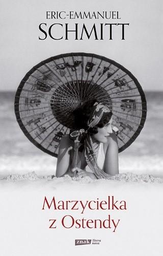 Okładka książki Marzycielka z Ostendy