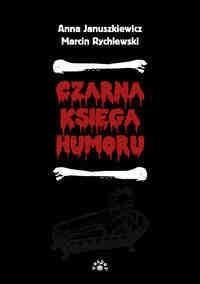 Okładka książki Czarna księga humoru