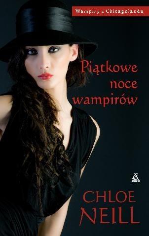 Okładka książki Piątkowe noce wampirów
