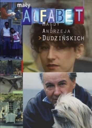 Okładka książki Mały alfabet Magdy i Andrzeja Dudzińskich