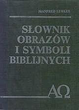Okładka książki Słownik obrazów i symboli biblijnych