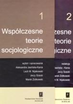 Okładka książki Współczesne teorie socjologiczne, t. 1 i 2
