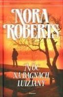 Okładka książki Noc na bagnach Luizjany