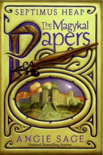 Okładka książki Magiczne pergaminy