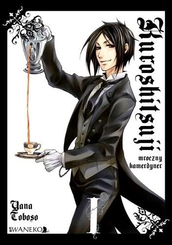 Okładka książki Kuroshitsuji Tom 1