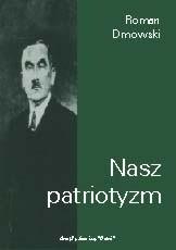 Okładka książki Nasz patriotyzm