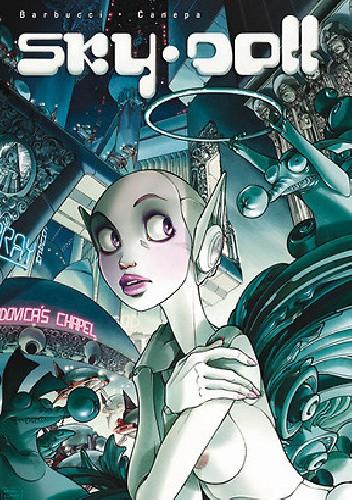 Okładka książki Sky Doll