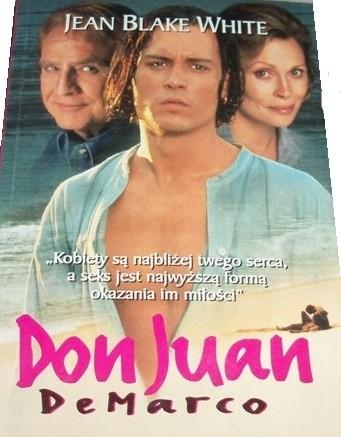 Okładka książki Don Juan DeMarco