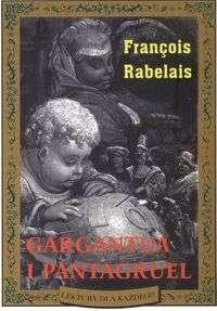 Okładka książki Gargantua i Pantagruel